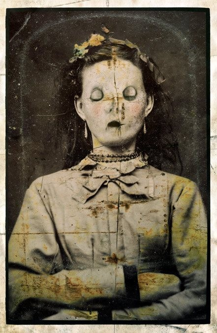 Snapping the Dead. Post Mortem Photography. | Huff Paranormal